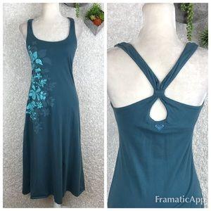 Roxy Midi Beach Dress | M